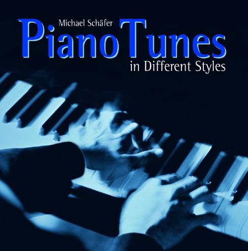 """CD """"Piano Tunes"""""""