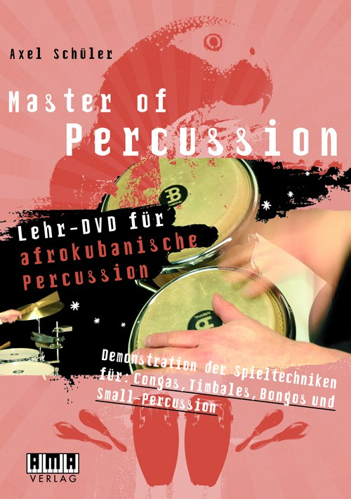 DVD Master of Percussion