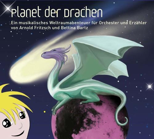 "CD ""Planet der Drachen"""