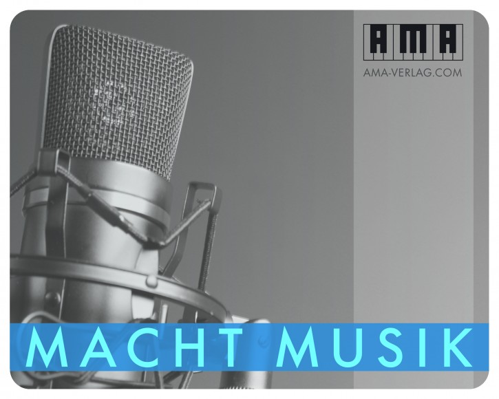 "Mouse Pad ""Macht Music"""