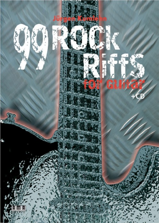 99 Rock-Riffs for Guitar