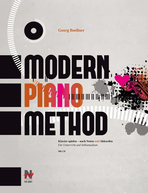 Modern Piano Method