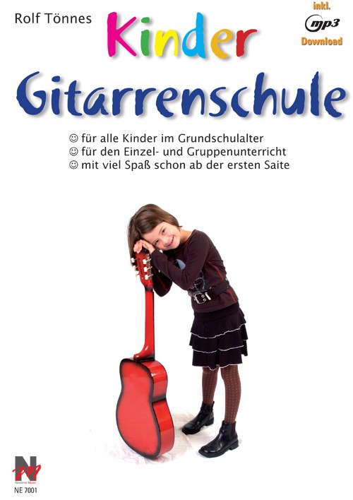 Kinder Gitarrenschule