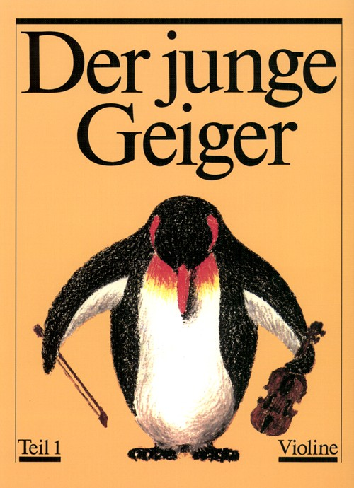 Der junge Geiger. – Part 1 (The young Violinist. – Part 1)