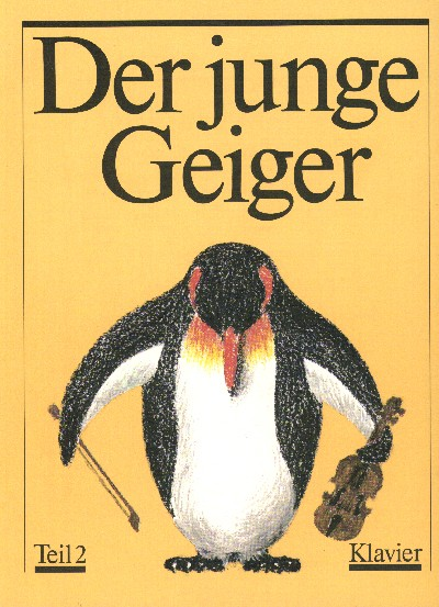 Der junge Geiger. – Teil 2 (The young Violinist. – Part 2)