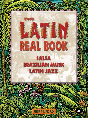 The Latin Real Book (Eb-Stimme)