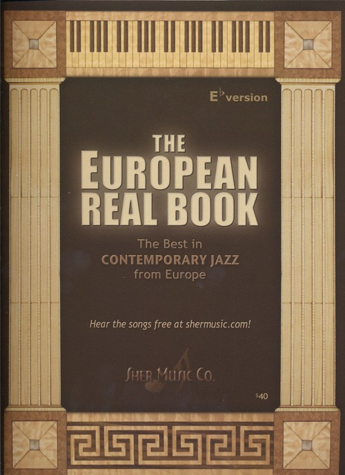 The European Real Book (Eb-Stimme)