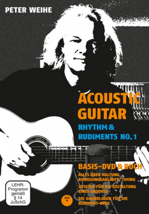 Acoustic Guitar - Rhythm & Rudiments Vol. 1