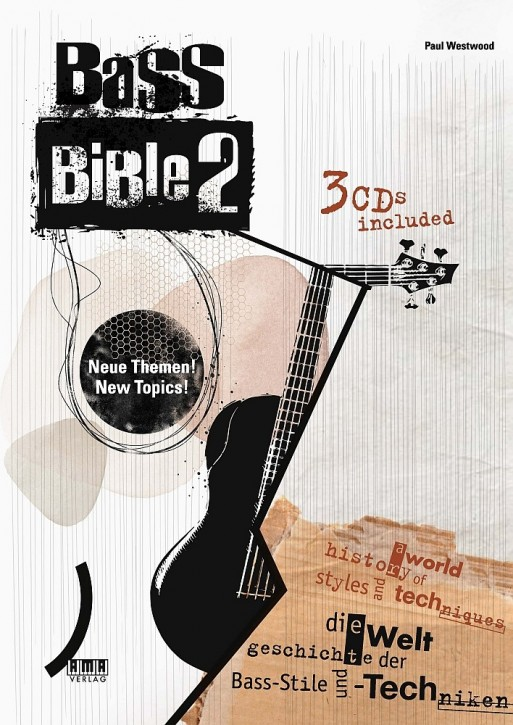 Bass Bible 2 (English/German Edition)