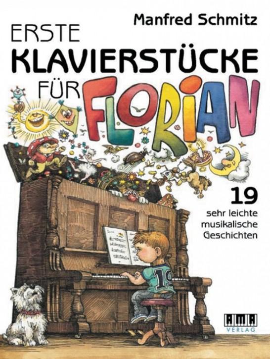 Erste Klavierstücke für Florian