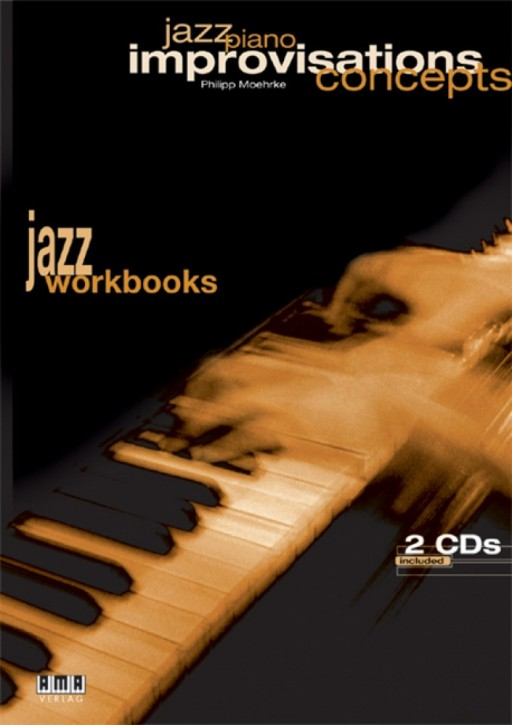 Jazz Piano – Improvisation Concepts (dt.)