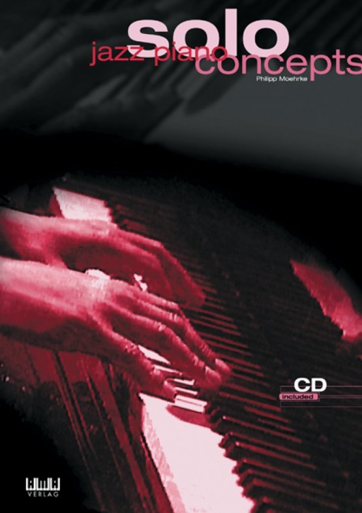 Jazz Piano – Solo Concepts (engl.)