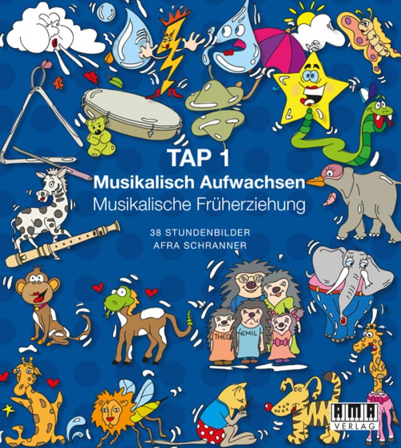 Musikalisch Aufwachsen. TAP 1 (Lehrer-Ordner)